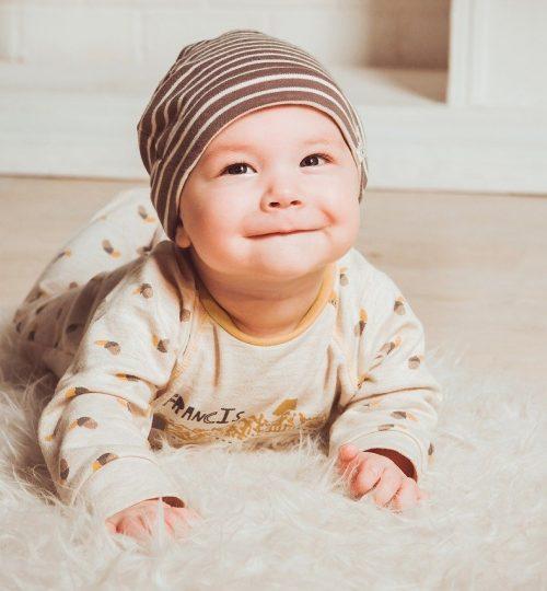 babe, smile, newborn