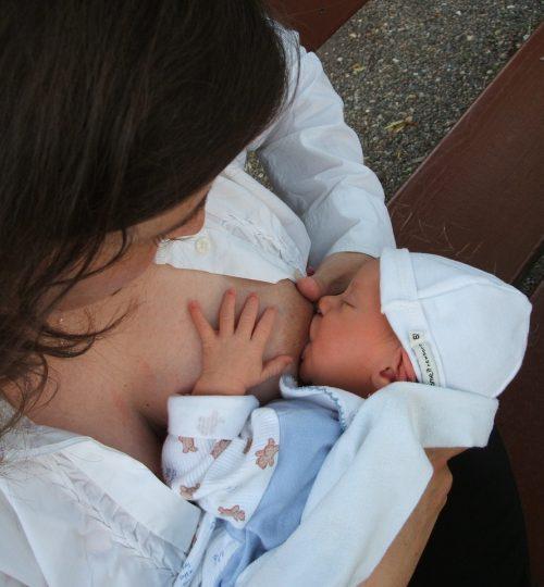 breastfeeding, newborn, baby